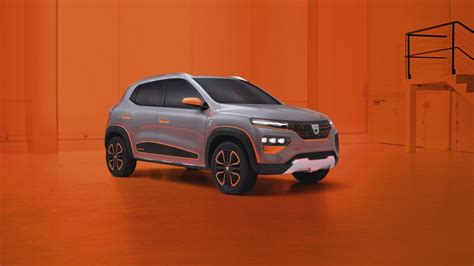 Dacia Spring wordt 'goedkoopste elektrische auto' | RTL Nieuws