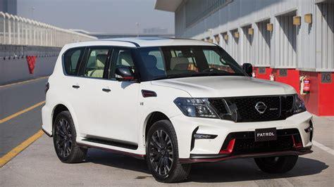 Nissan introduces 428 bhp Patrol NISMO in Dubai to ...
