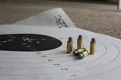 Range Shooting Guns Desktop Bullet Carry Permit