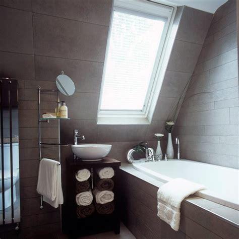 small attic bathroom ideas sanctuary attic bathroom attic bathrooms housetohome co uk