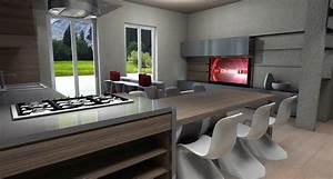 Progetto Arredo 3D: Modellazione 3D e Rendering interni