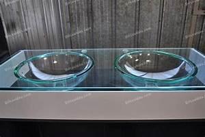 Vasque En Verre Salle De Bain : bricolage astuces et conseils peindre une vasque en verre ~ Edinachiropracticcenter.com Idées de Décoration