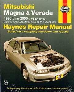 Mitsubishi Magna Verada 1996 2005 Haynes Service Repair