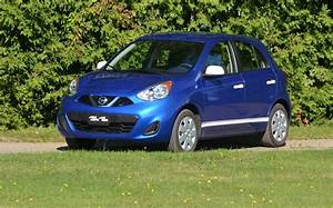 Nissan Micra 2015 : 2015 nissan micra small car for a small price the car ~ Melissatoandfro.com Idées de Décoration