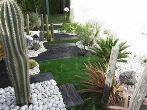 creation d39un jardin sec a allauch creation et entretien With jardins et terrasses photos 1 toits terrasses amenagements pierijardins fr