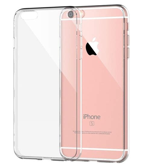 iphone 6s cover generix back cover for apple iphone 6s transparent buy