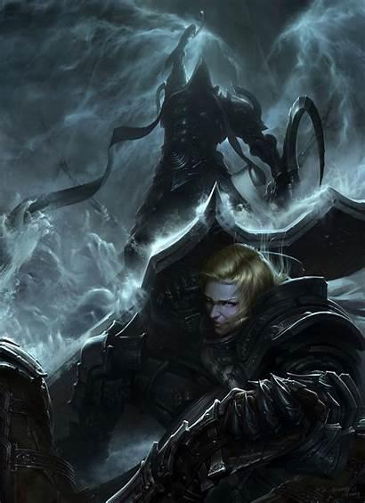 Diablo Crusaders Desktop