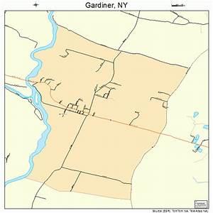 Gardine New York : gardiner new york street map 3628244 ~ Markanthonyermac.com Haus und Dekorationen