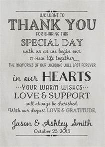 thank you wedding notes best 25 thank you messages ideas on poems from quotes