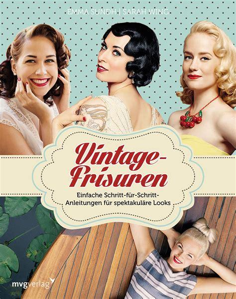 vintage frisuren eine ausfuehrliche buchrezension und bilder