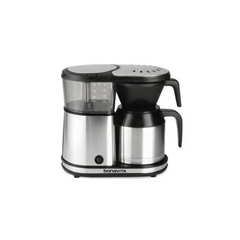 Choose from contactless same day delivery, drive up and more. Bonavita Coffee 5 Cup Stainless Steel Carafe Coffee Maker | eBay