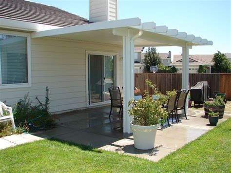 Small Covered Patio On Pinterest