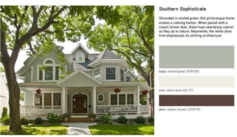benjamin moore exterior paint color combinations my web