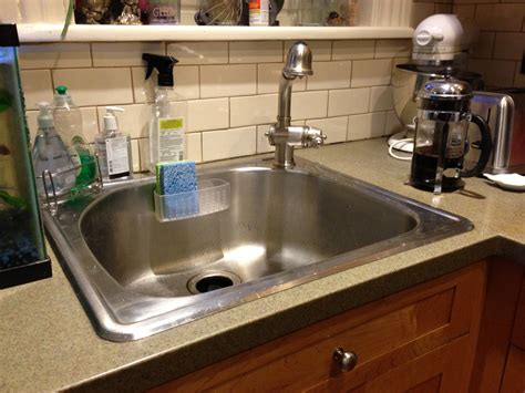 installing kitchen sink faucets the homy design