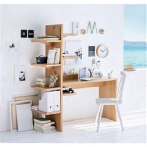 bureau avec etag 232 re et rangement optimisation espace pour travail ordinateur et imprimante