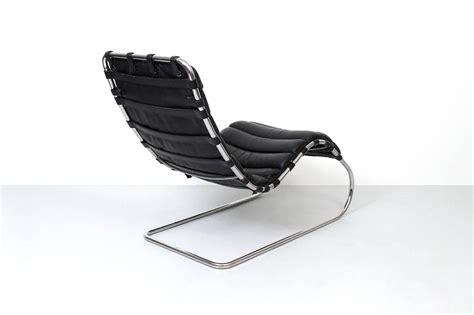 chaise knoll mies mr chaise lounge chair for knoll for sale at 1stdibs