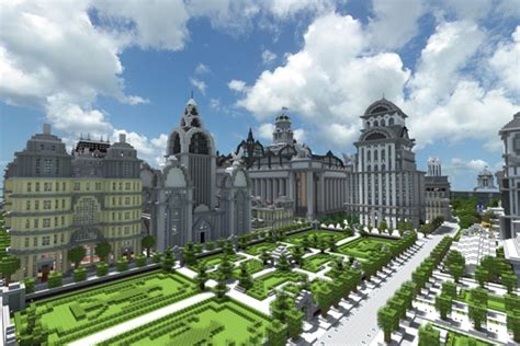 top   realistic cities  minecraft