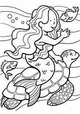 Turtle Coloring Easy Tulamama sketch template