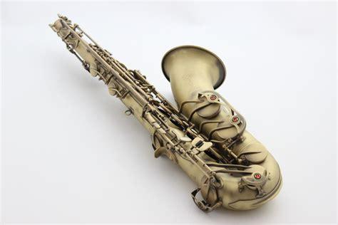 2018 French Selmer 54 B Flat Tenor Saxophone Bbtop