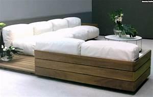 Couch Aus Paletten : schicke designer holz paletten m bel sofa youtube ~ Whattoseeinmadrid.com Haus und Dekorationen