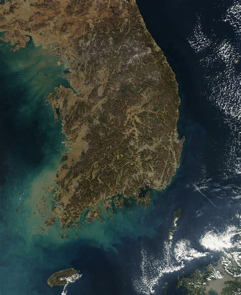 Ģeogrāfiskā karte - Dienvidkoreja - 2,041 x 2,500 Pikselis ...