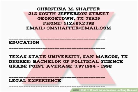 resume paper size philippines ideas proper font for a