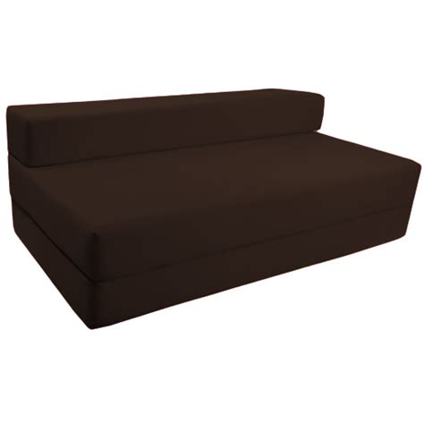 sofas that become beds brown fold out guest sofa z bed sleeping mattress studio