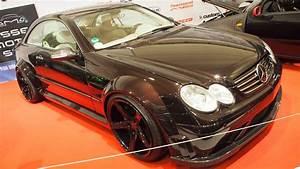 Mercedes Clk Tuning : mercedes benz clk 320 tuning at essen motorshow exterior ~ Jslefanu.com Haus und Dekorationen