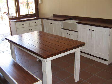 Corner Kitchen Island C Custom Made Cupboards Tables Etc
