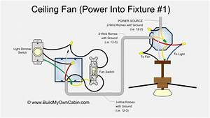 How To Wire A Ceiling Fan Regulator