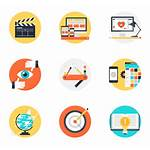 Process Icon Creative Vector Icons Processing Font