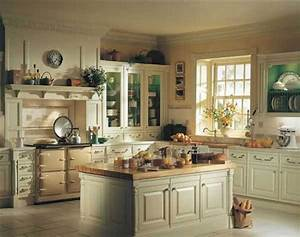 country styled kitchen decorating ideas with pastel With what kind of paint to use on kitchen cabinets for meuble a papier