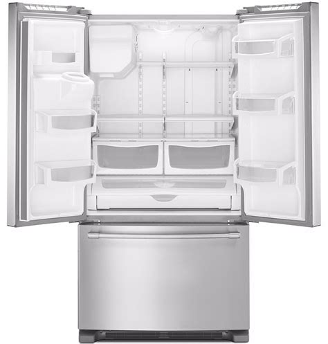 Maytag Stainless French Door Refrigerator   MFI2570FEZ