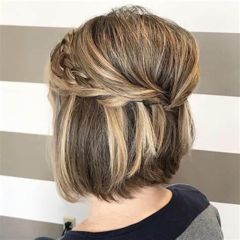 favorite wedding hairstyles  short hair