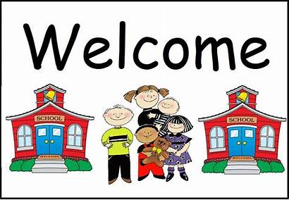 Welcome Classroom Sign Clipart Library Signs Center