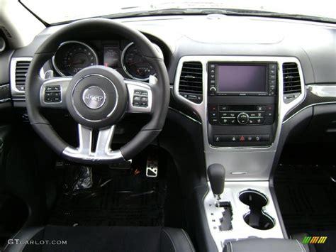 jeep grand cherokee dashboard 2012 jeep grand cherokee srt8 4x4 srt black dashboard