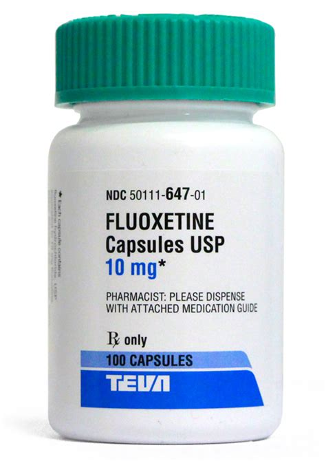 fluoxetine  mg  capsule
