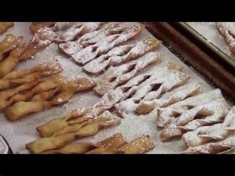 Crostoli  Italian Cuisine Doovi