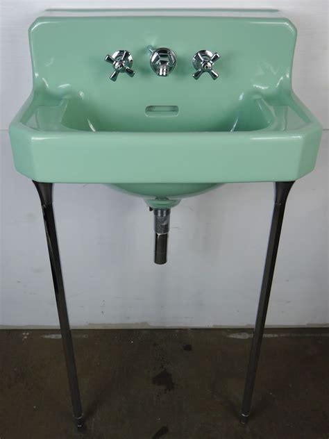 bathroom sink consoles vintage antique vintage american standard bathroom sink 1950 39 s