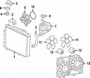 Oldsmobile Aurora Engine Coolant Thermostat Gasket  4 6