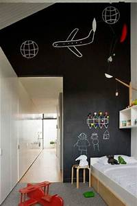 Grande Ardoise Murale : 68 id es cr atives avec l 39 ardoise murale ~ Preciouscoupons.com Idées de Décoration