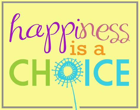 inspirational picture quotes happiness   choice