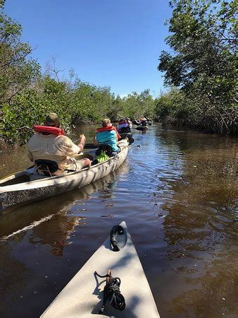 Boat Basin Entrance by Traveling The Black Water River From Collier Seminole Boat