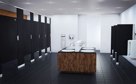 Commercial Bathroom Designs by New Trends In Commercial Restroom Design