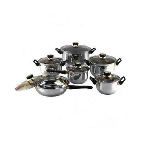stainless steel cooking pots ebay