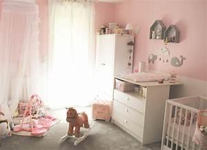 emejing couleur chambre bebe tendance images With couleur mur chambre bebe