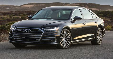 Audi A8 Backgrounds by The History And Evolution Of The Audi A8