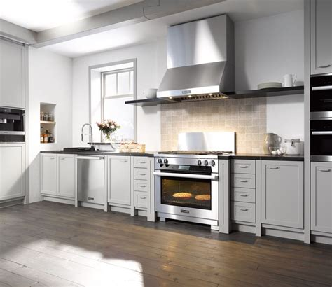 miele kitchens design miele 36 inch stainless steel range with built in grill 4126