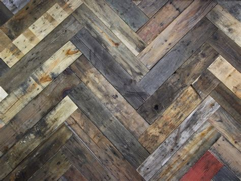 zigzag reclaimed wood   shipping crates