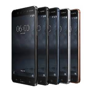 android smartphones nokia 6 android smartphone boasts 5 5 hd display